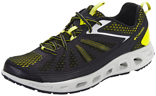 Chaussures Columbia jaunes homme
